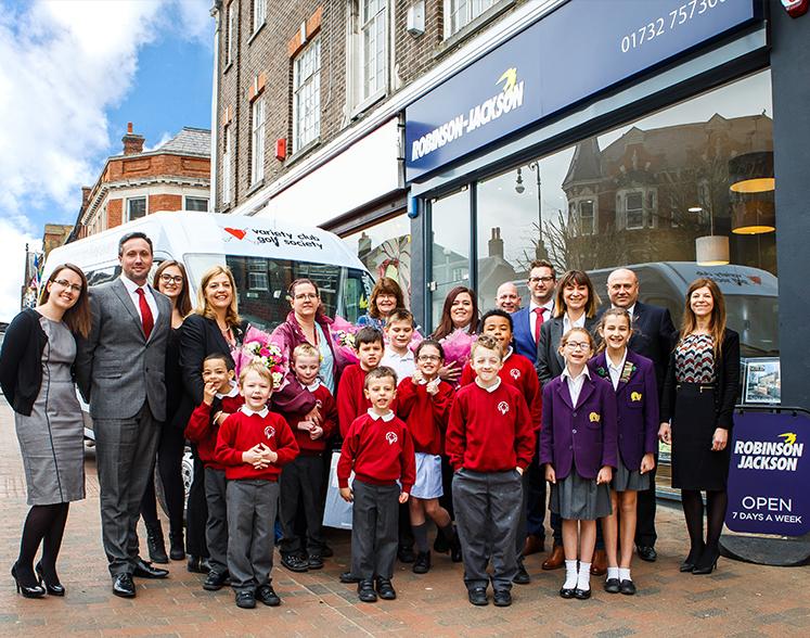 Tonbridge pupils make special branch visit