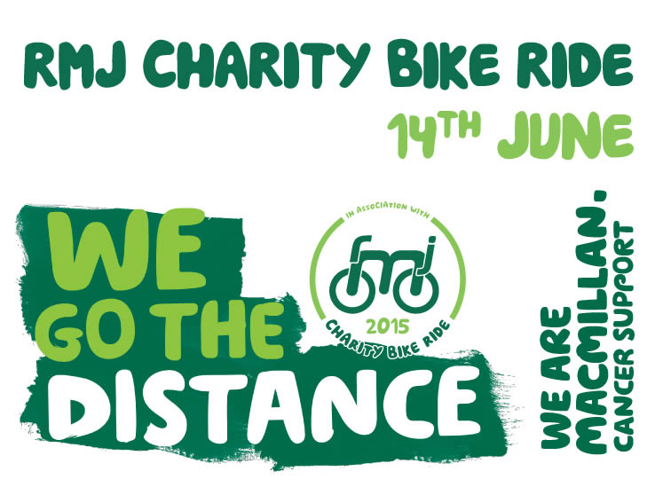 Our charity cycle ride returns for 2015