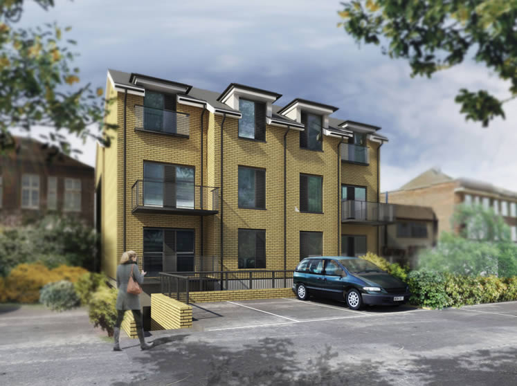 New luxury apartments launch in Welling